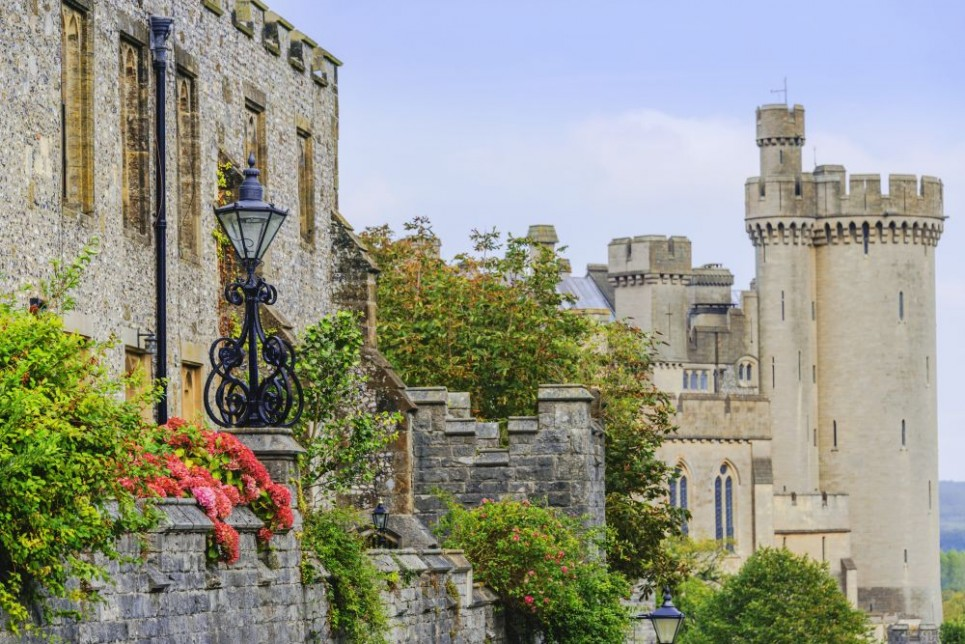 Kent & Sussex - Amberley Castle