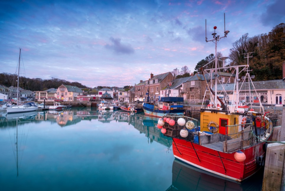 Bed & Breakfast Urlaub Cornwall & Devon - Padstow